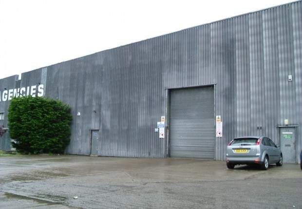 Thumbnail Warehouse to let in Mclean Road, Londonderry, County Londonderry