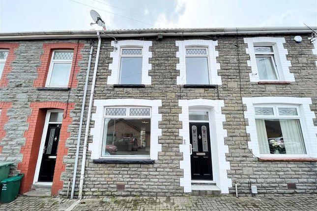 Terraced house for sale in Danylan Road, Pontypridd