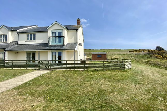 3 bed end terrace house for sale in The Professionals House, Golf Course Road, Newport SA42