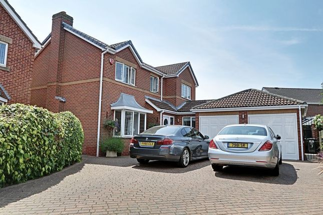 Thumbnail Detached house for sale in Helm Drive, Hull