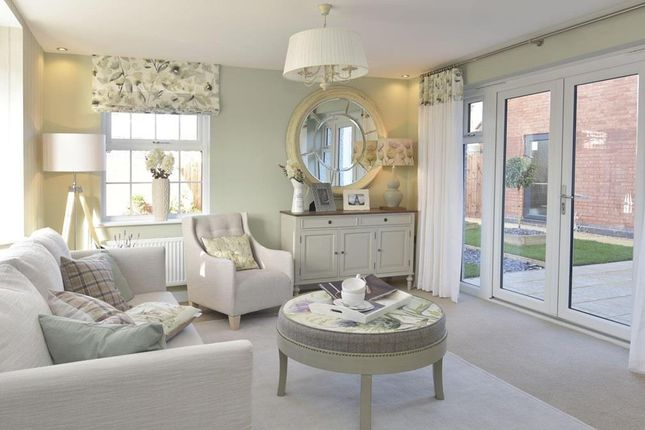 "Thumbnail Detached house for sale in ""Layton"" at Fleece Lane, Nuneaton"