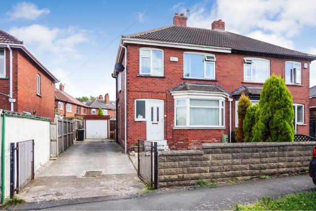 Thumbnail Semi-detached house for sale in Back Mount Pleasant, Leeds