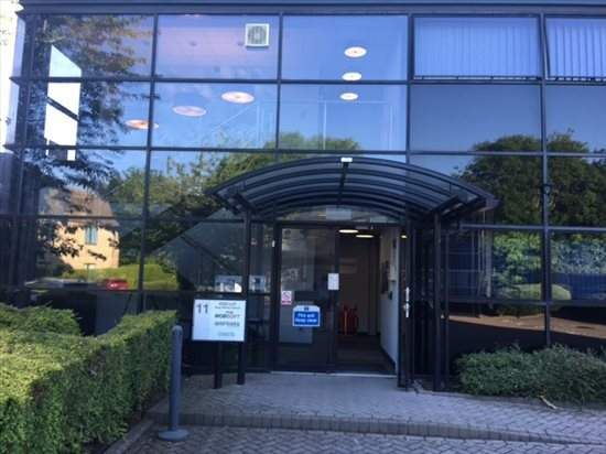 Serviced office to let in Oasis Park, Stanton Harcourt Road, Eynsham, Witney