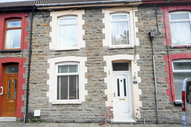 Thumbnail Terraced house for sale in Standard Terrace, Porth