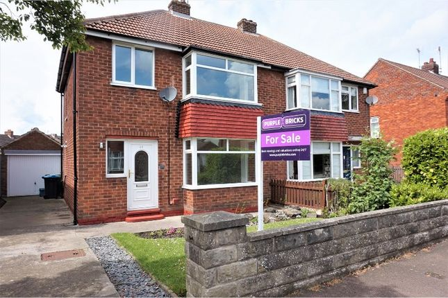 Thumbnail Semi-detached house for sale in Wheatlands, Great Ayton, Middlesbrough