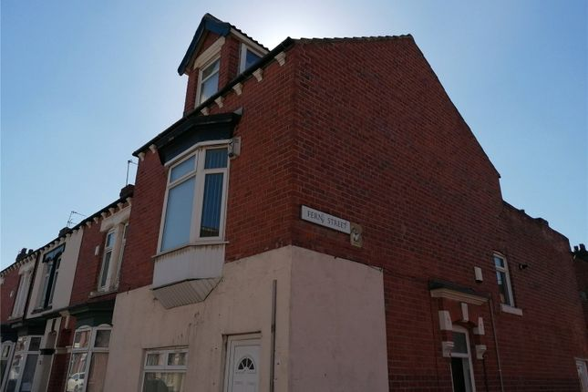 3 bed flat to rent in Clarendon Road, Middlesbrough TS1