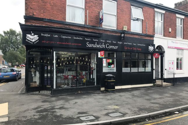 Thumbnail Restaurant/cafe for sale in Greek Street, Stockport