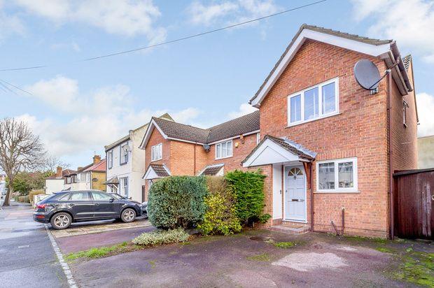 Thumbnail End terrace house for sale in Pelham Road, Beckenham
