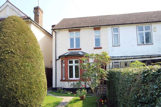 Thumbnail Semi-detached house for sale in Merry Hill Road, Bushey WD23.