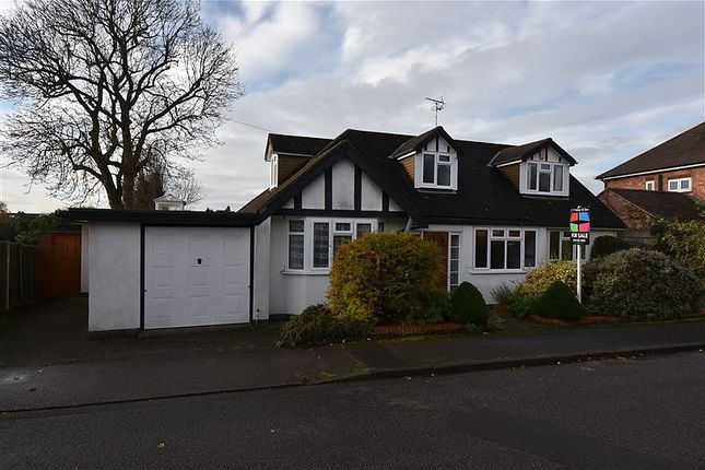 Thumbnail Bungalow for sale in Dale Lane, Chilwell