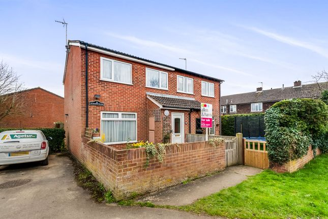 Thumbnail Semi-detached house for sale in Summerfields, Abingdon