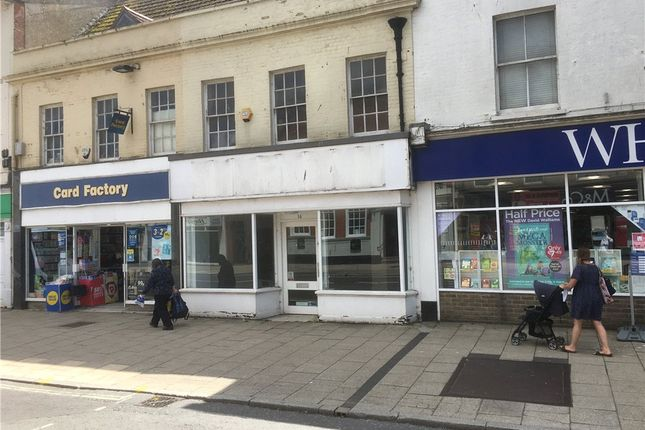 Thumbnail Retail premises to let in East Street, Bridport