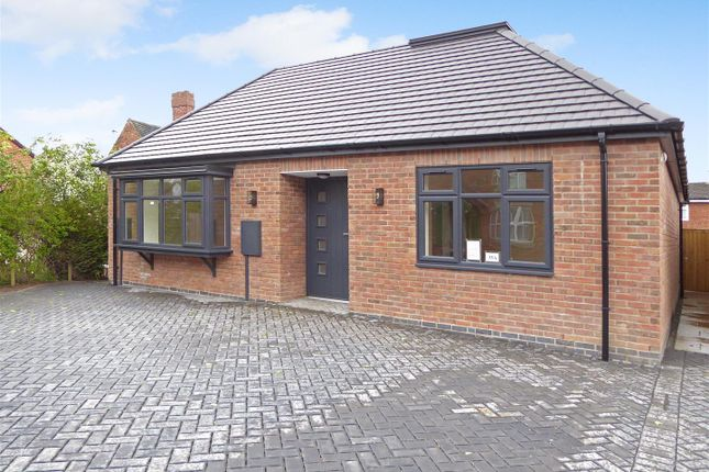 Thumbnail Detached bungalow for sale in Main Street, Overseal