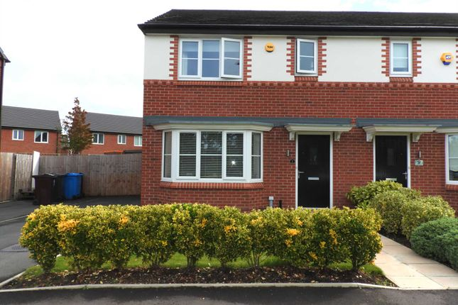 Thumbnail Semi-detached house for sale in Bearwood Road, Kirkby, Liverpool