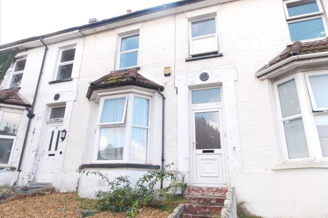 Thumbnail Terraced house to rent in Norwich Road, Bournemouth, Town Centre