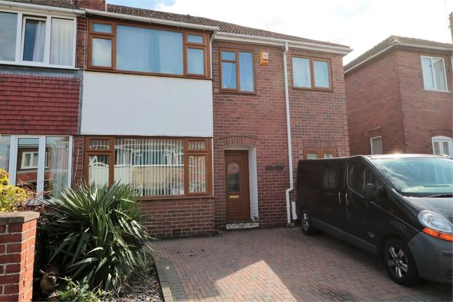 Thumbnail Semi-detached house for sale in Darwynn Avenue, Swinton, Mexborough, South Yorkshire