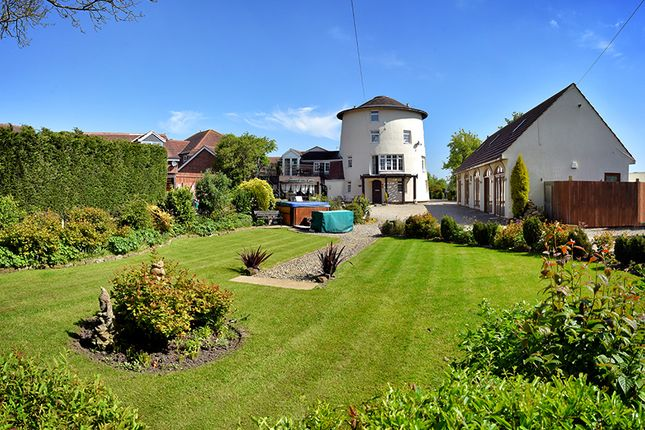 Thumbnail Detached house for sale in Barwick Lane, High Leven, Yarm