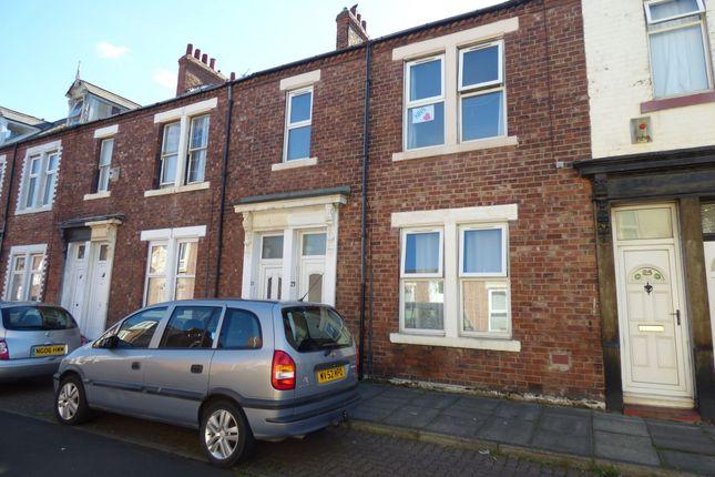 3 bed flat for sale in Eglesfield Road, South Shields NE33