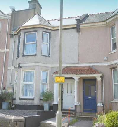 Thumbnail Flat to rent in Ford Hill, Stoke, Plymouth