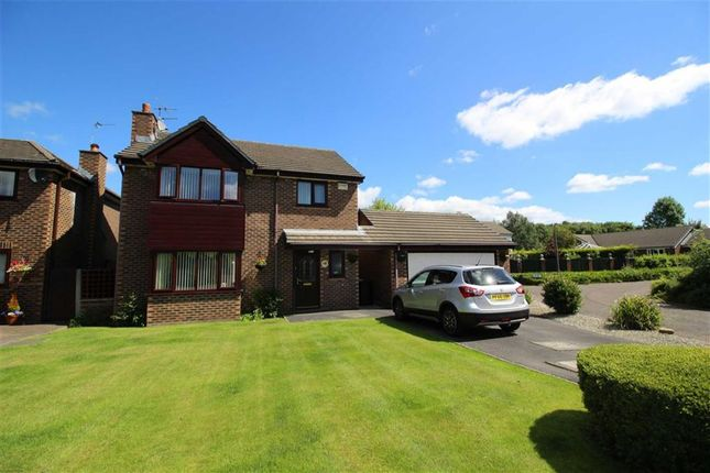 Thumbnail Detached house to rent in Hoylake Close, Fulwood, Preston