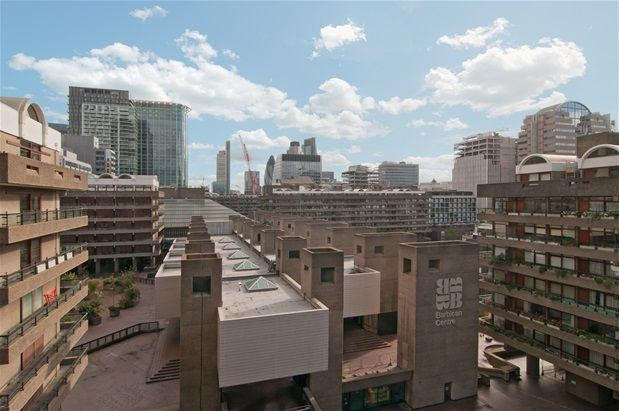 3 bed flat for sale in Shakespeare Tower, Barbican, Barbican London