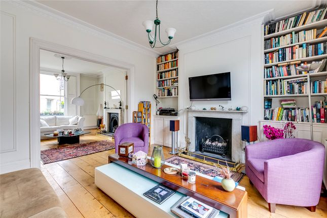 Thumbnail End terrace house to rent in Monmouth Road, Bayswater, London