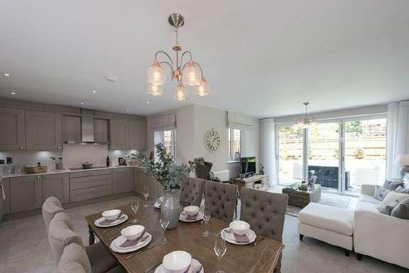 Thumbnail Property for sale in Felbridge, West Sussex