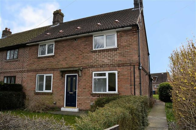 Thumbnail Semi-detached house to rent in Forge Cottages, Tollerton, York