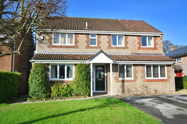 Thumbnail Detached house for sale in Milford Way, Chippenham