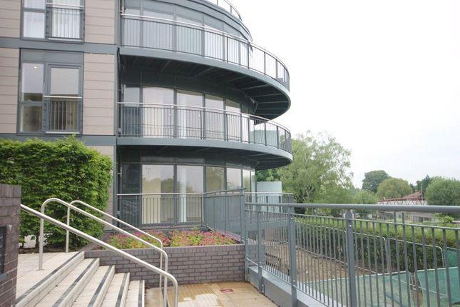 Thumbnail Flat to rent in Marlowe House, Kingsley Walk, Cambridge