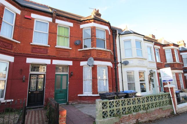 3 bed terraced house for sale in Norfolk Road, Cliftonville, Margate