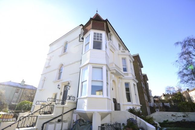 Thumbnail Flat to rent in Pevensey Road, St Leonards On Sea