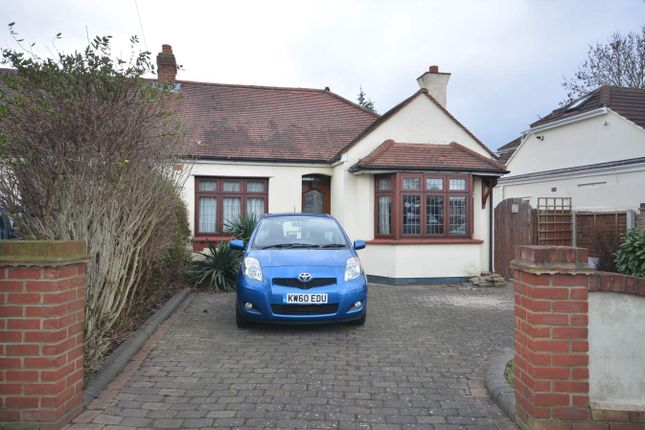 Thumbnail Semi Detached Bungalow For Sale In Curtis Road Emerson Park Hornchurch