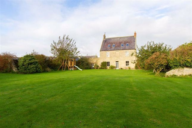 Thumbnail Farmhouse for sale in Alnwick, Northumberland