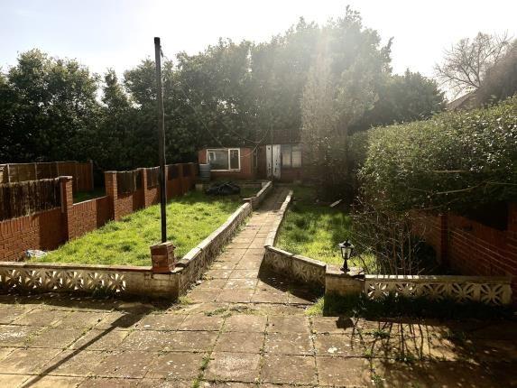 Garden of Swathling, Southampton, Hampshire SO17