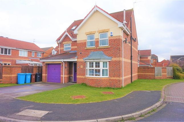 Thumbnail Detached house for sale in Tollymore Park, Hull