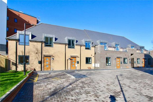 Thumbnail Terraced house for sale in Rubus Place, Gubbins Lane, Harold Wood, Essex