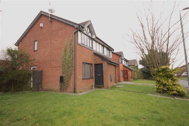 Thumbnail Property to rent in Kershope Grove, Salford