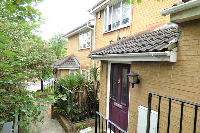Thumbnail Terraced house to rent in Princes Avenue, Walderslade, Kent