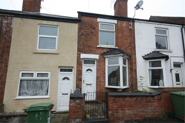 Thumbnail Terraced house to rent in Carlton Street, Mansfield, Nottinghamshire