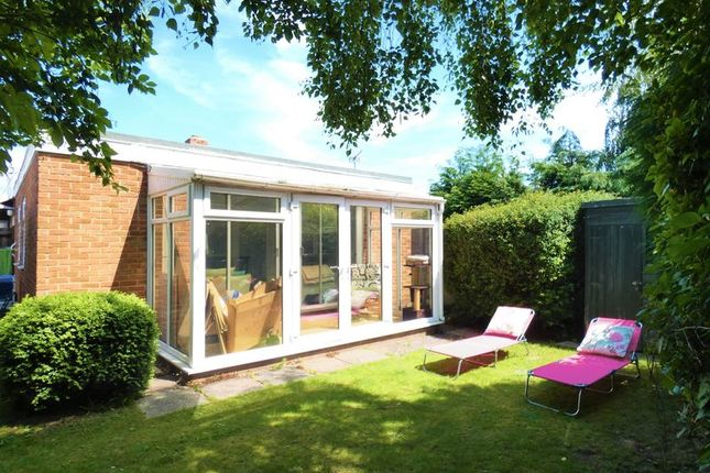 Thumbnail Detached bungalow to rent in Beresford Road, Stubbington, Fareham