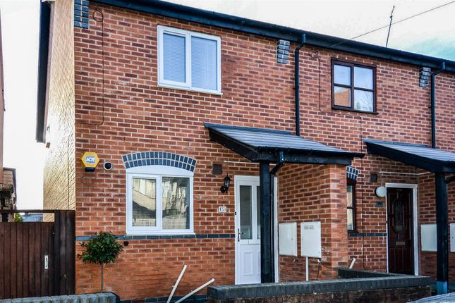 2 bed end terrace house to rent in Station Road, Northfield