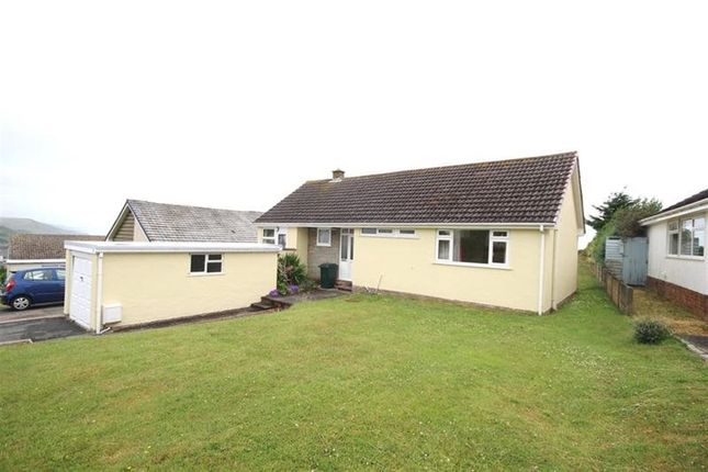 Thumbnail Bungalow to rent in Penygraig, Aberystwyth