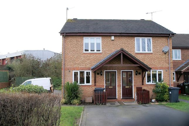 2 bed semi-detached house for sale in Styles Close, Leamington Spa