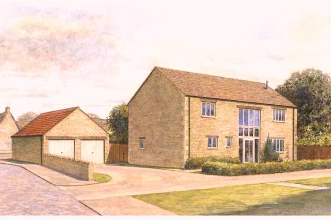Thumbnail Detached house for sale in Welmore Road, Glinton, Peterborough