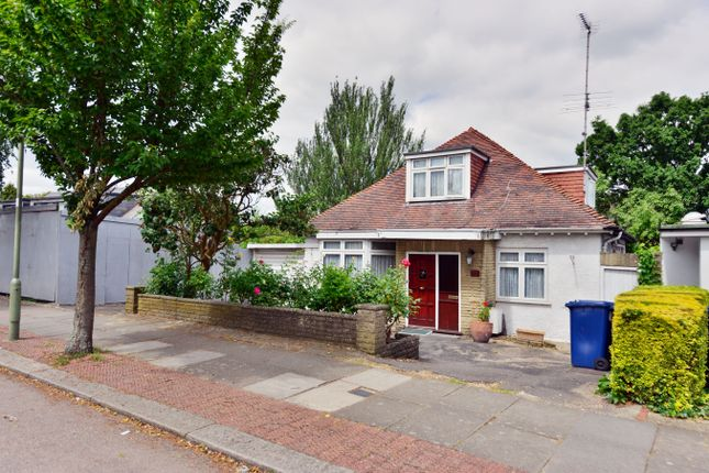 Thumbnail Detached bungalow for sale in Decoy Avenue, London