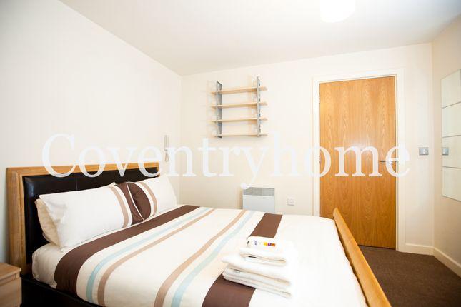 Bedroom of Fairfax Street, Coventry CV1