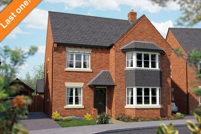 Thumbnail Detached house for sale in Haygate Road, Wellington, Telford