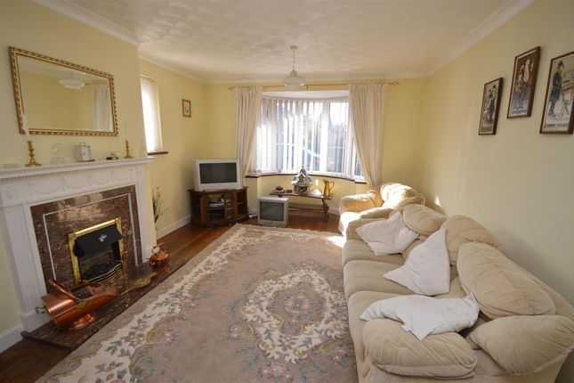 Thumbnail Detached bungalow for sale in Norwich Road, New Costessey, Norwich
