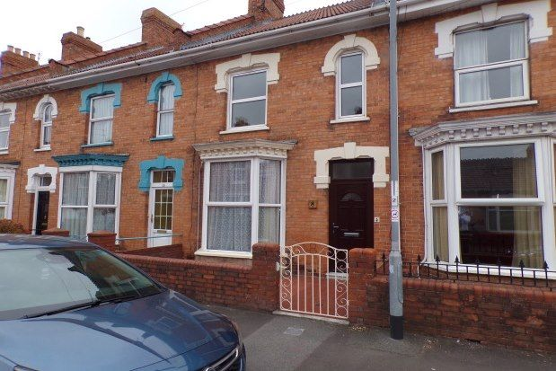 Thumbnail Terraced house to rent in Camden Road, Bridgwater